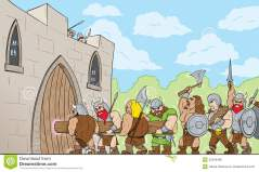 barbarians-gate-drawing-barbarian-horde-32345465