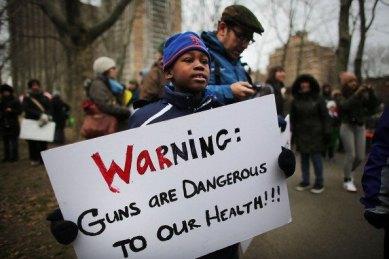 guns are dangerous